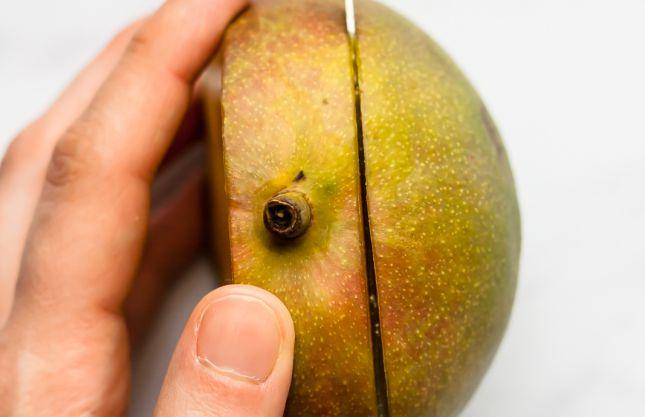 How to Cut a Mango - Part 2