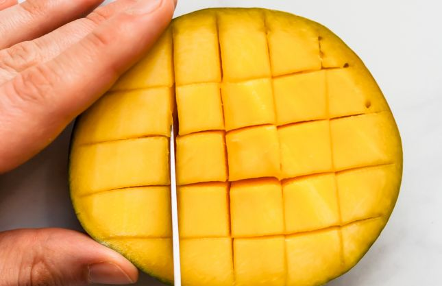 How to Cut a Mango - Part 3