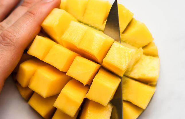 How to Cut a Mango - Part 4